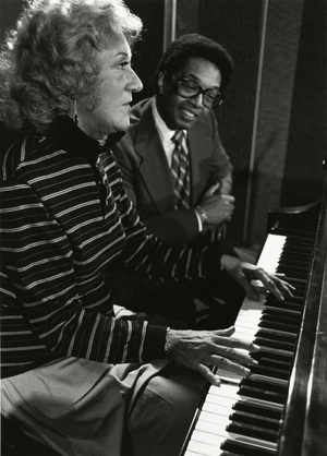 Billy Taylor, a fellow NPR jazz program host, was McPartland's first guest on-air.