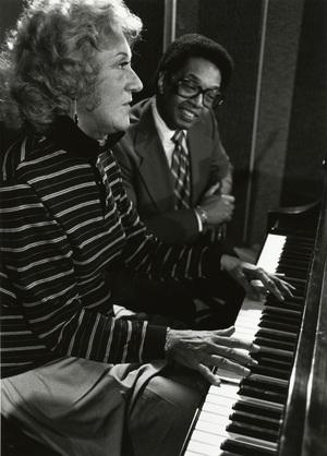 Billy Taylor, a fellow NPR jazz program host, was McPartland's first guest on-air.