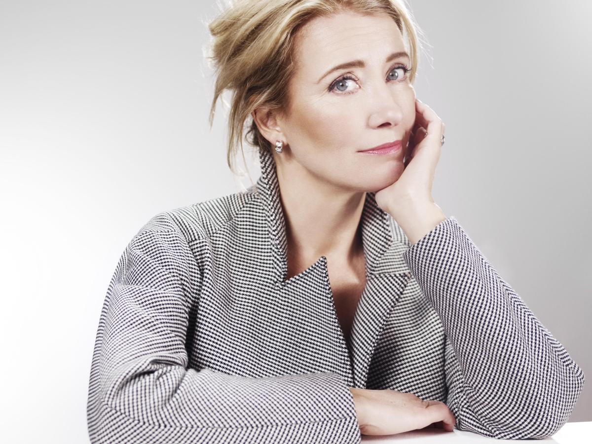 Interview: Emma Thompson, Author Of 'The Further Tale Of ... Emma Thompson