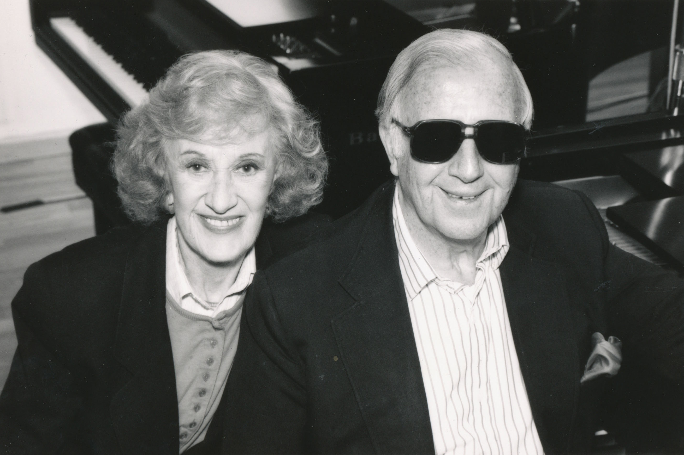 McPartland and her peer George Shearing both came to the U.S. from England to pursue jazz piano.