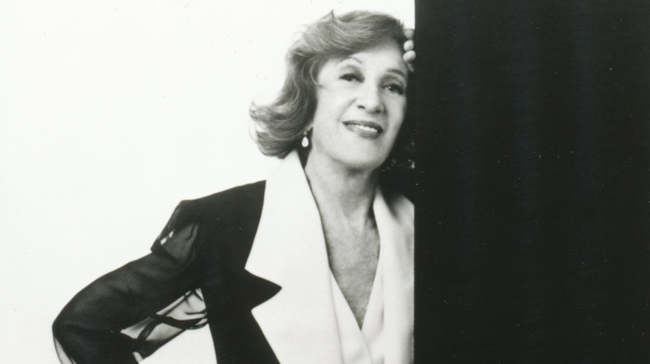 Marian McPartland. (Courtesy of the artist)