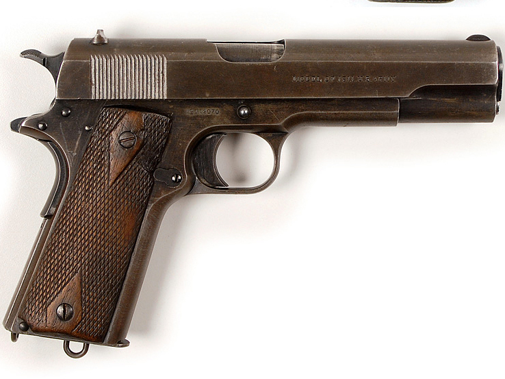 Bonnie And Clyde's Guns, Other Items Go On Auction | NCPR News
