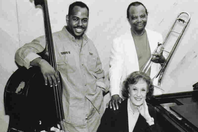 When legendary trombonist J.J. Johnson appeared on Piano Jazz, he brought along the then-up-and-coming bassist Christian McBride.