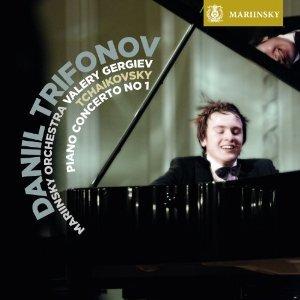 Cover for Tchaikovsky: Piano Concerto No. 1