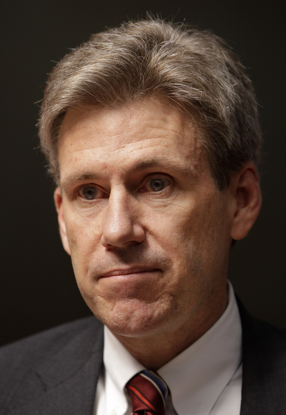 U.S. Ambassador to Libya Chris Stevens was killed in an attack against the American consulate in Benghazi on Sept. 11. CNN recovered Stevens' diary in the ruins of the consulate and used it in its reporting without obtaining consent from his family. (Ben Curtis/AP)