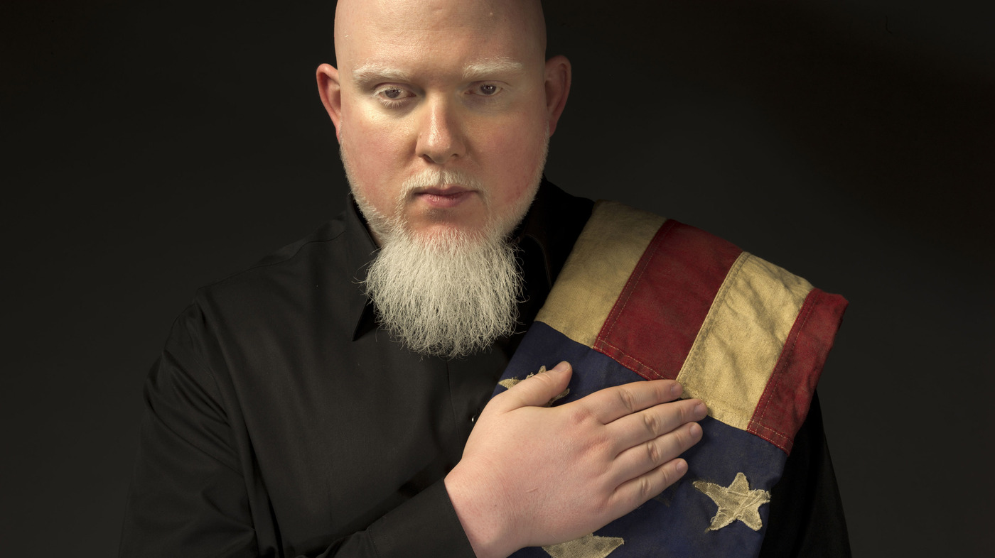 Brother Ali A Voice For The Suffering Npr