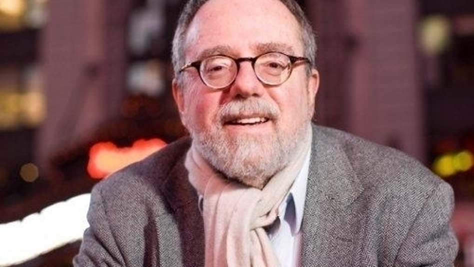 David Denby has been a staff writer and film critic at The New Yorker since 1998. (Courtesy of Simon & Schuster)