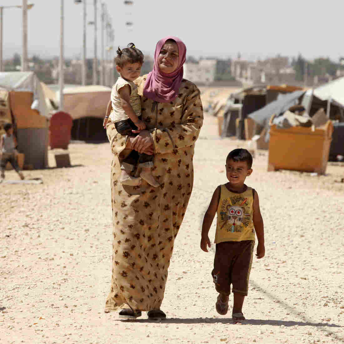 As Numbers Swell, Syrian Refugees Face New Woes