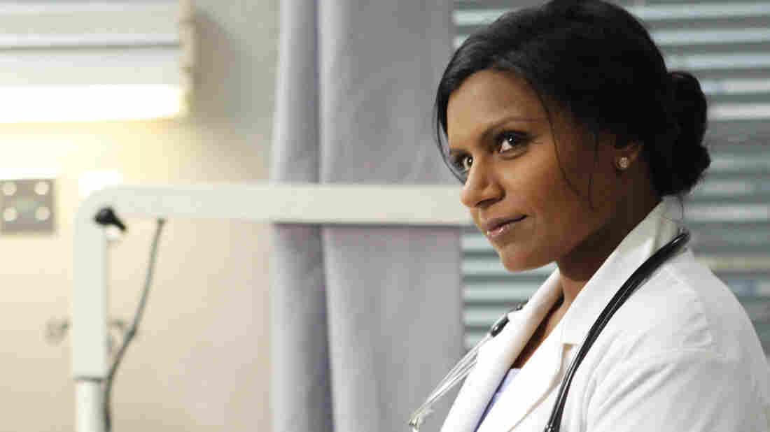 Mindy (Mindy Kaling) is an OB/GYN in Fox's new comedy, The Mindy Project.