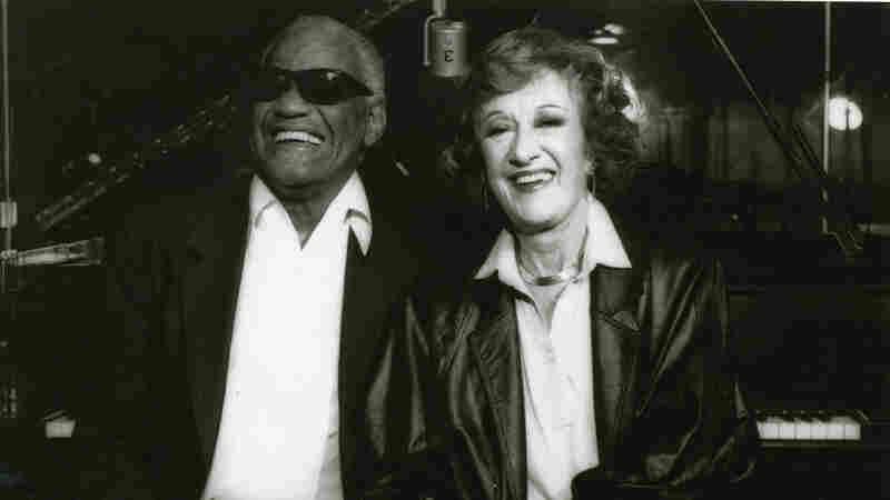 Ray Charles On Piano Jazz