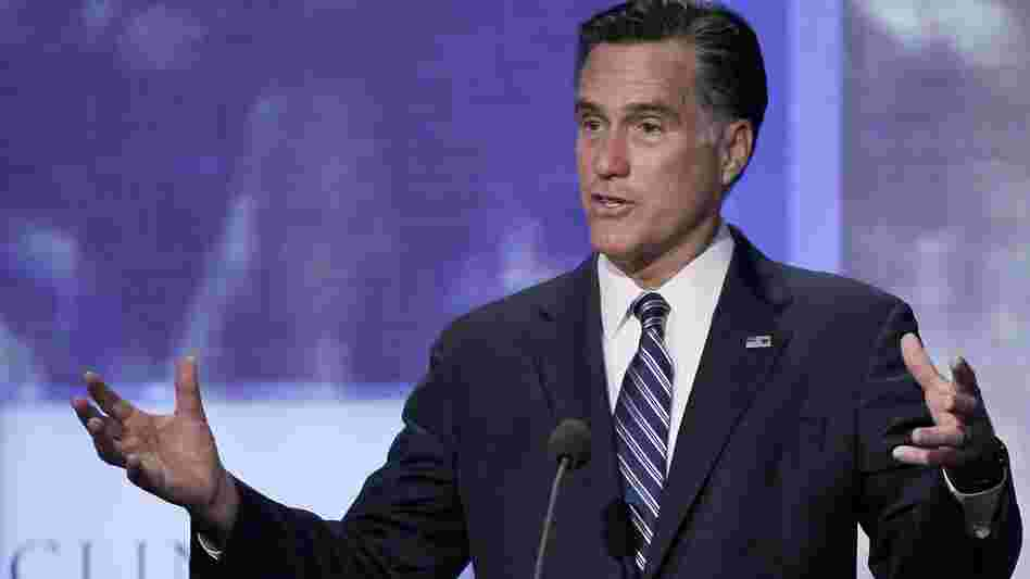 It's true that Mitt Romney trails President Obama in most key battleground states, but the margins are in single digits