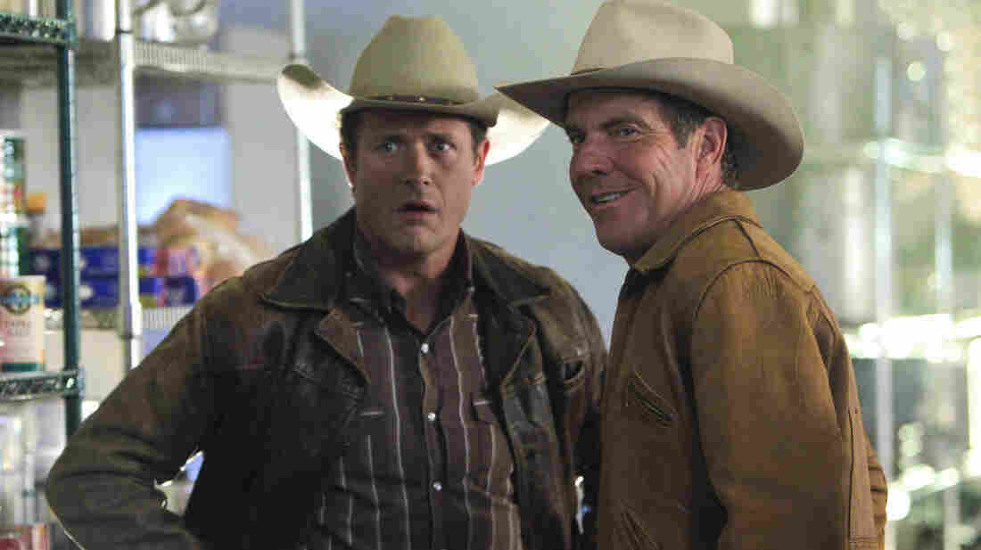 Sheriff Ralph Lamb (Dennis Quaid) and his brother, Jack Lamb (Jason O'Mara), investigate the murder of a craps dealer on Vegas.