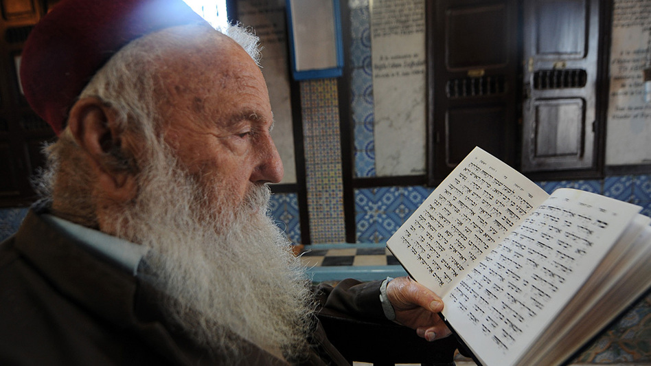 The traditional Jewish Kaddish prayer gets turned on its head in Leonard Bernstein's Symphony No. 3. (AFP/Getty Images)