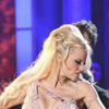 Pamela Anderson performs with Tristan MacManus on Dancing With the Stars: All-Stars. Anderson was the first contestant eliminated on the show this season.