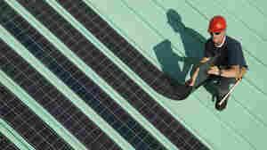 In Solyndra's Wake, Solar Company Sees Bright Spot