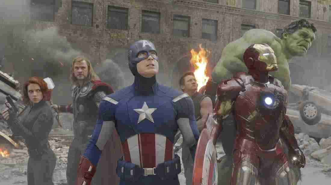 The Avengers has brought in more money than any other movie this year — upwards of $600,000,000 domestically. Based on characters in Marvel comics, The Avengers was released on DVD on Tuesday.