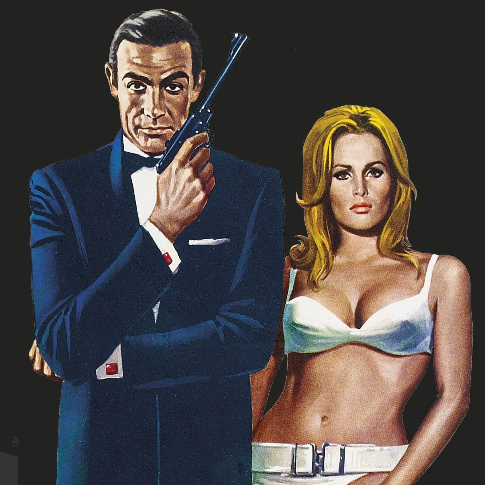 "Cover for ""James Bond: 50 Years Of Movie Posters"""