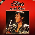Cover of Elvis at his Best.