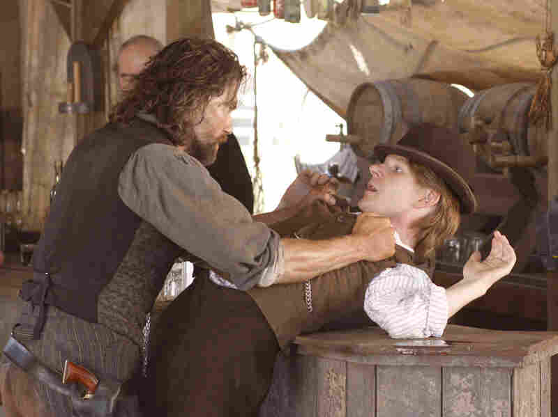 AMC's Hell on Wheels, a traditional Western set in the 19th century, doesn't work as well as some more modern takes on the Wild West.