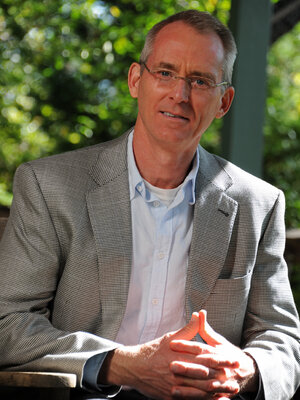 Former South Carolina Republican Rep. Bob Inglis now runs the Energy and Enterprise Initiative.
