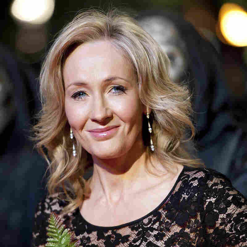 Poverty Informs J.K. Rowling's New Novel For Adults