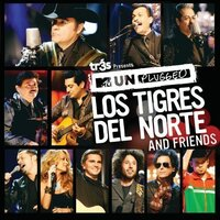 Cover of MTV Unplugged: Los Tigres Del Norte And Friends