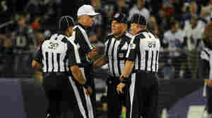 After Uproar, No Clear Signal That NFL Refs Will Be Back Soon