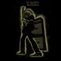 Cover of T. Rex Electric Warrior.