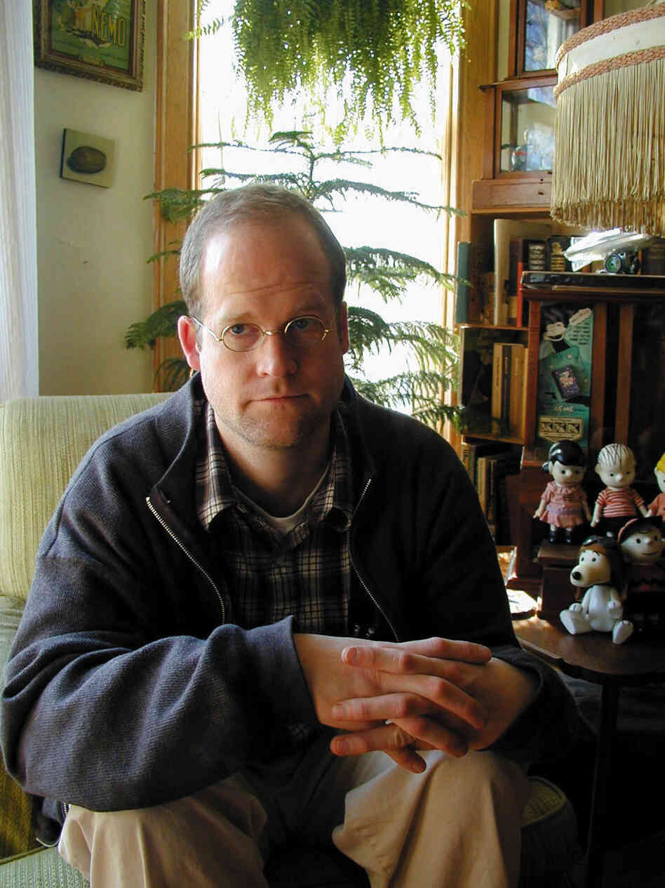 Chris Ware is a comic book artist and cartoonist. He is best known for his Acme Novelty Library series and for Jimmy Corrigan: The Smartest Kid On Earth.
