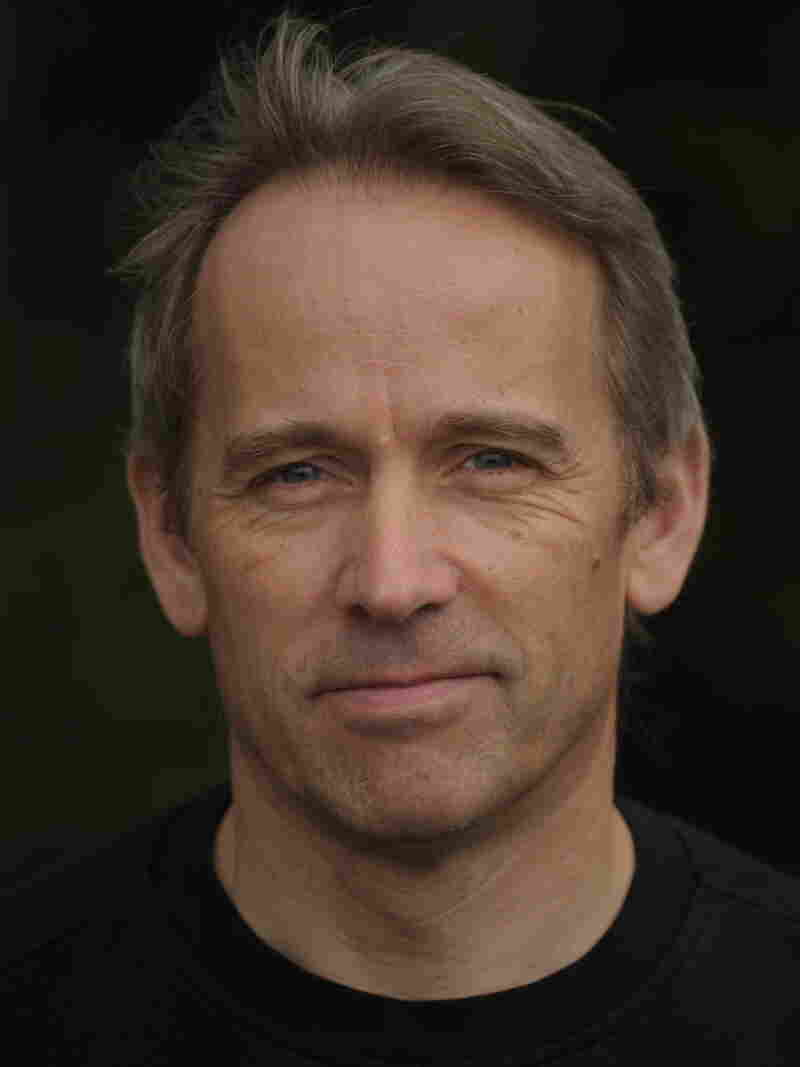 Author Jasper Fforde is best known for his Thursday Next series of literary fantasies. The Last Dragonslayer is his first book for younger readers.