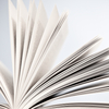 open pages of a book