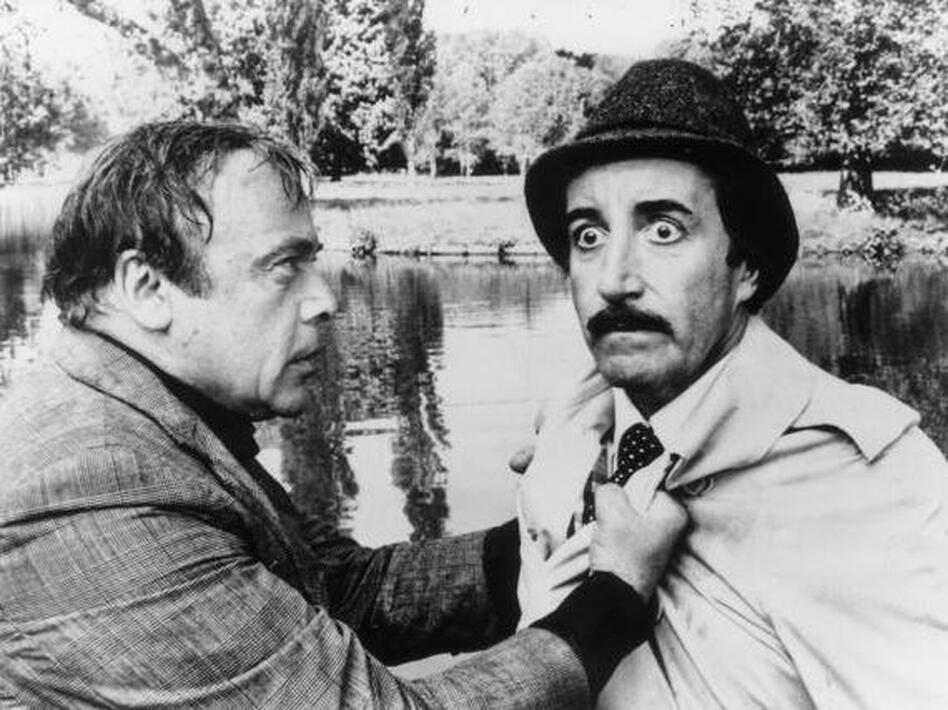 Actor Herbert Lom Exasperated Pink Panther Police Chief Dies