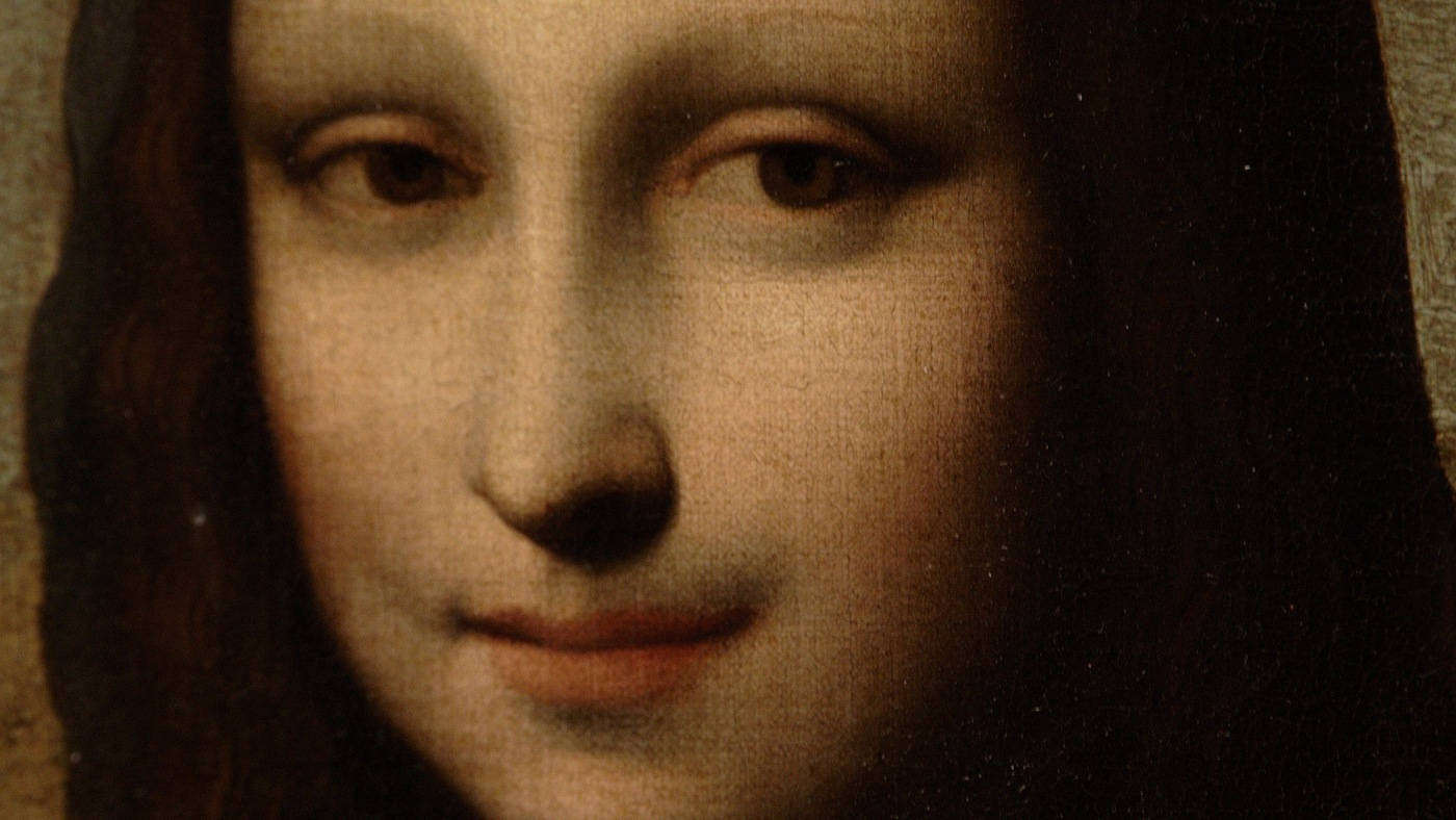 Is This An Early Mona Lisa The Two Way Npr
