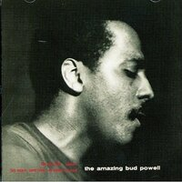 Cover to The Amazing Bud Powell Vol. 1