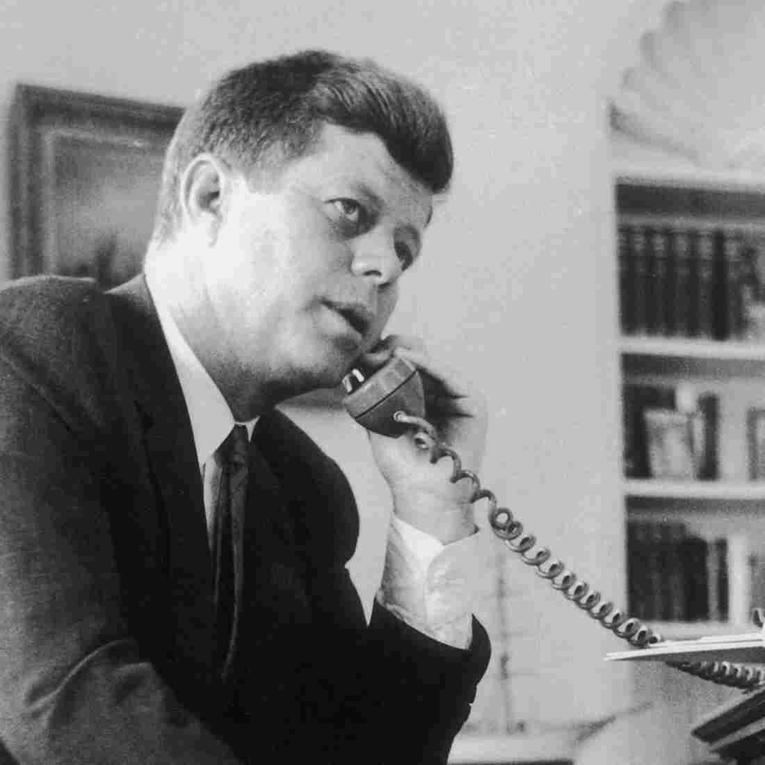 'Listening In' To JFK's Secret White House Recordings