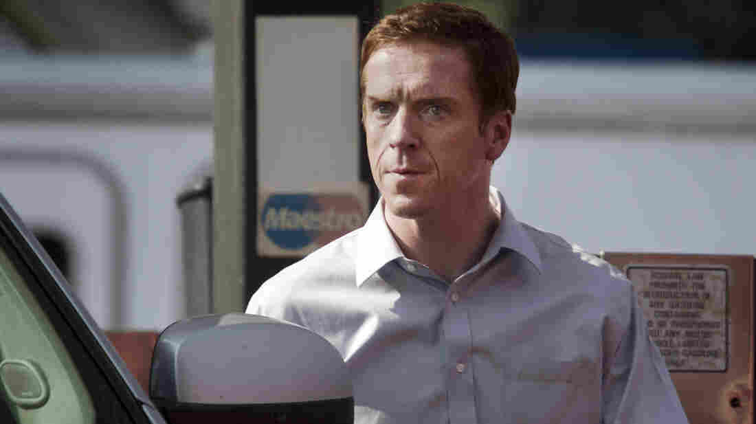 Damian Lewis as Nicholas Brody in Showtime's Homeland.