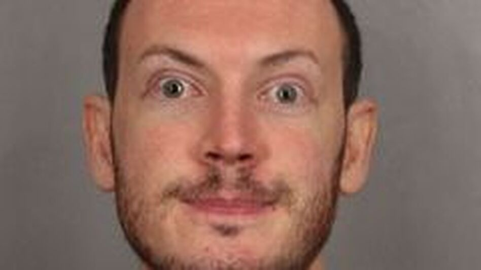 James Holmes in a Sept. 20 sheriff's photo. (Getty Images)