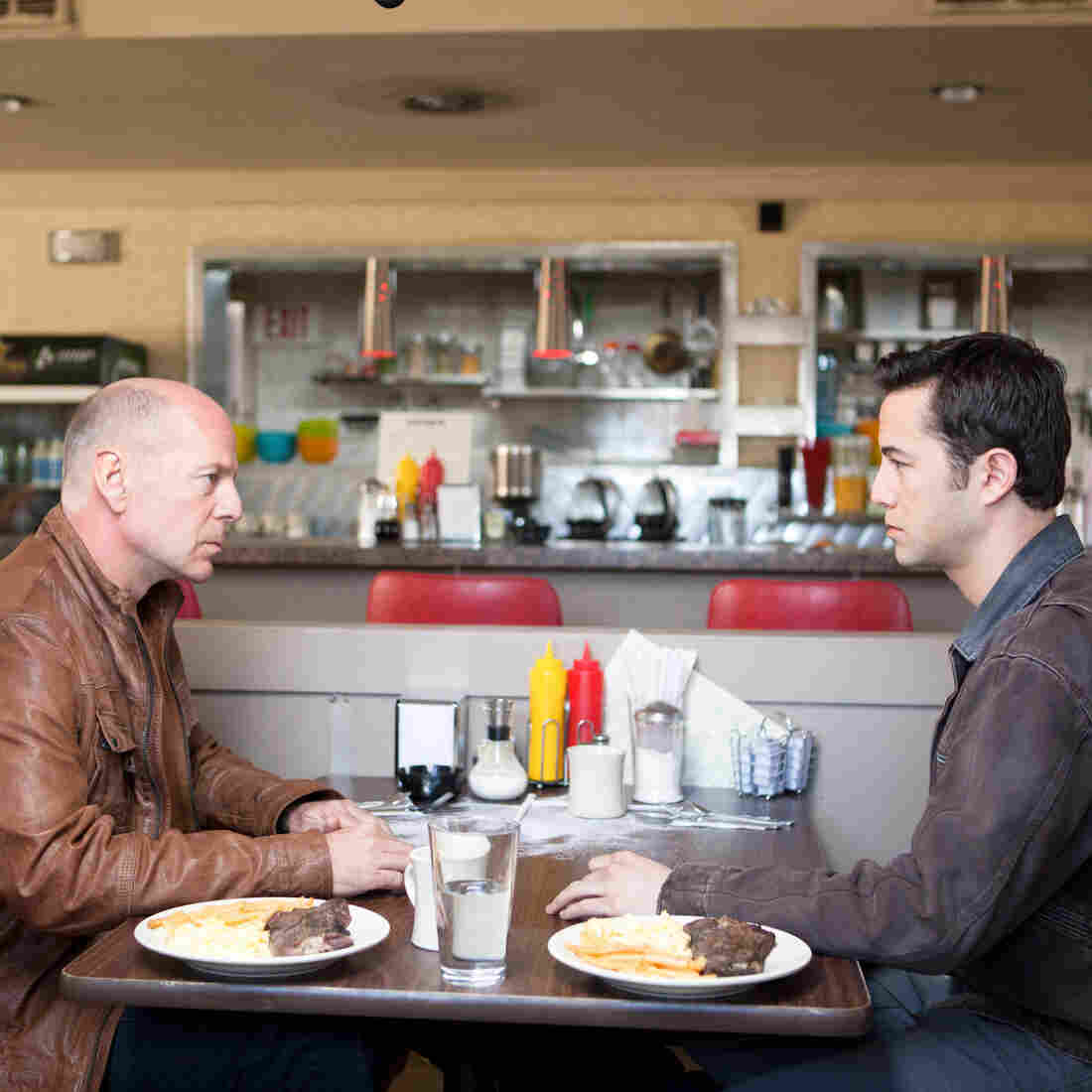 'Looper' Director: Memory A Form Of Time Travel