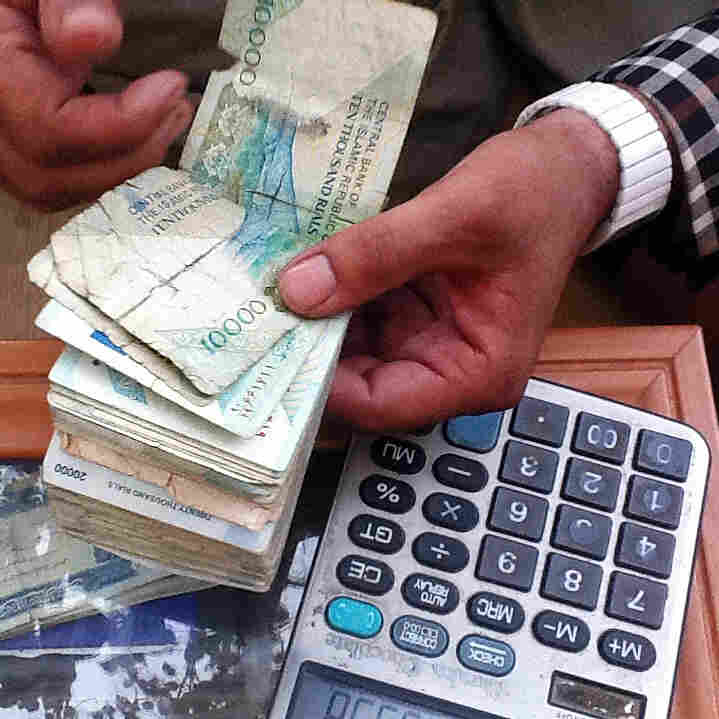 Can't Change Your Money In Iran? Try Afghanistan