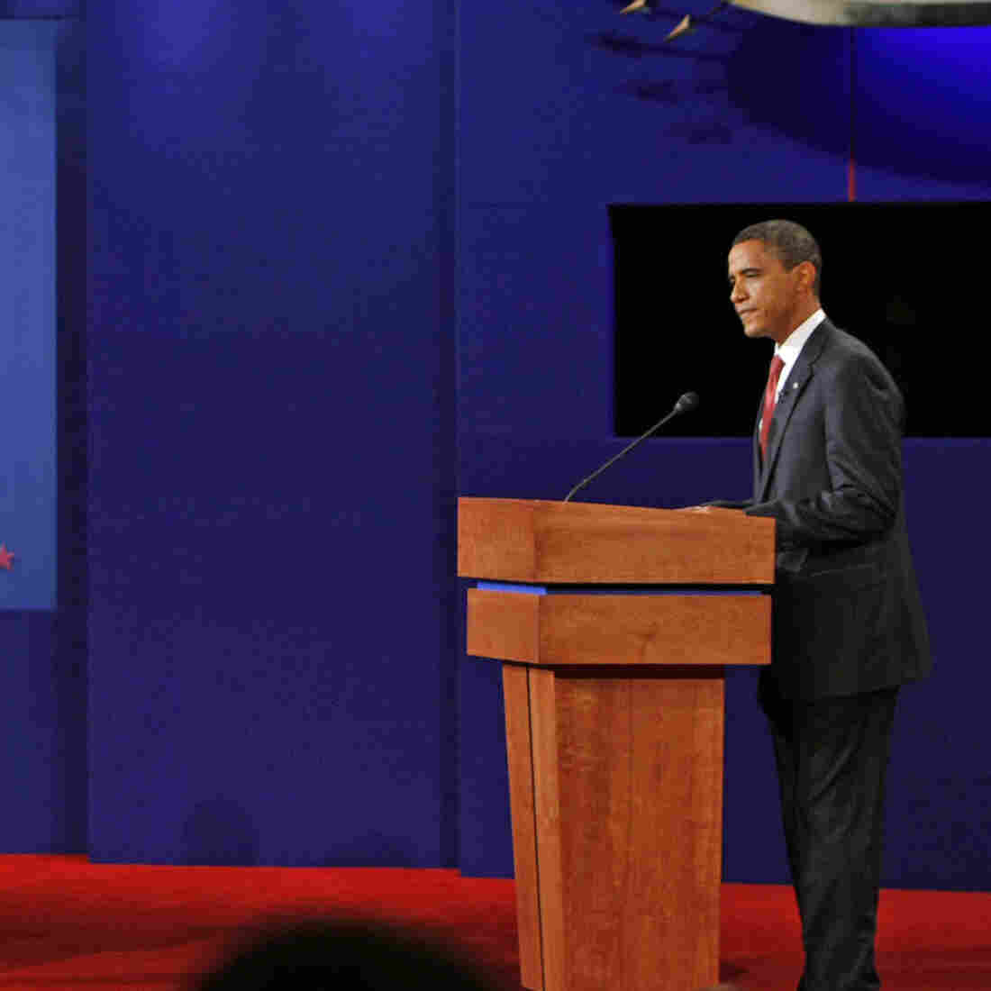 Presidential Debates: The One Area Where Campaigns Pitch Their Weakness