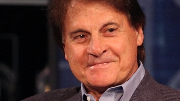 La Russa managed the St. Louis Cardinals from 1996 to 2011. He won the World Series titles with them in 2006 and 2011. (Courtesy of William Morrow)