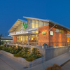 Oxbow Public Market in Napa, Calif., opened in 2007 and was designed to blend in with the surrounding architecture.