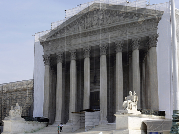 The U.S. Supreme Court is embarking on a new term beginning Monday that could be as consequential as the last one, with the prospect of major rulings on affirmative action, gay marriage and voting rights.