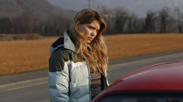 Lea Seydoux plays the titular role of a young woman largely li