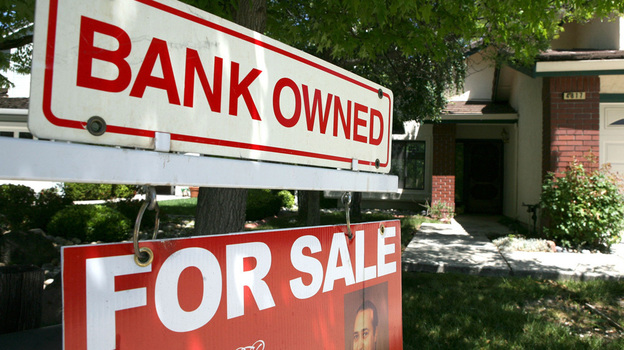 Despite millions of troubled mortgages around the country, housing hasn't been a major issue in the presidential race so far. (Getty Images)