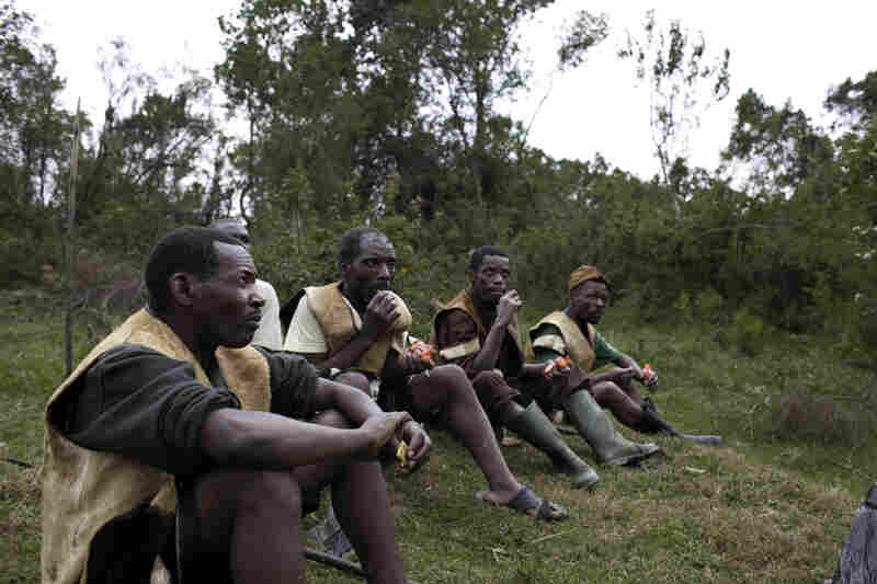 Pushed from their homes without land of their own or compensation, many Batwa have been forced to squat on the land of others and perform menial jobs.