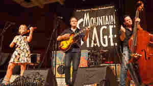 Hot Club Of Cowtown On Mountain Stage
