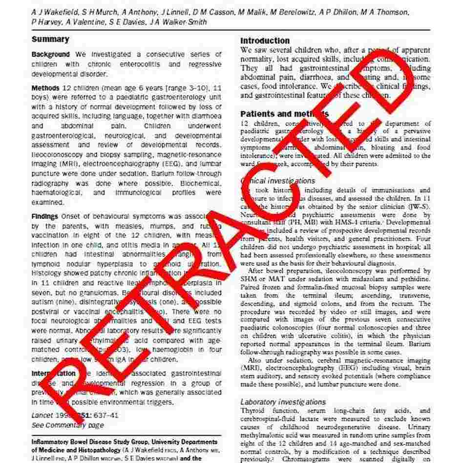 A study shows less than a quarter of retractions were the result of honest errors.