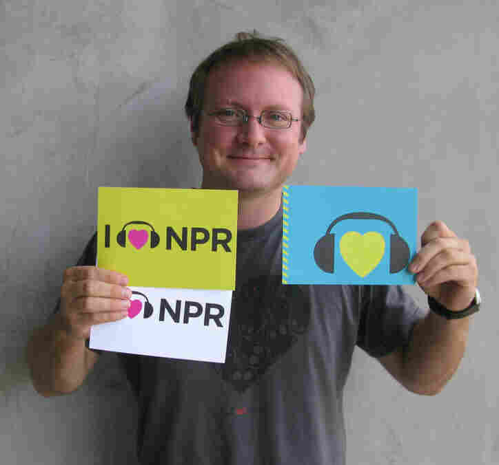 Rian Johnson at NPR West.