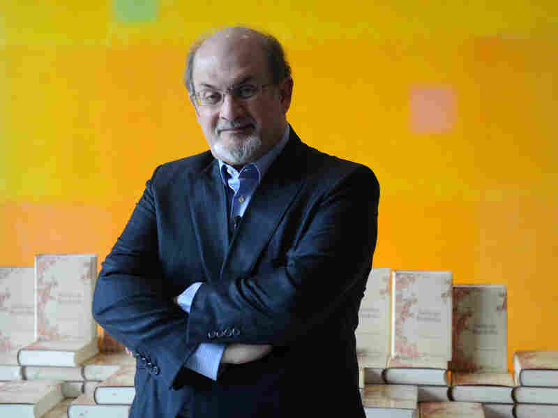 Salman Rushdie is the author of The Satanic Verses, which inspired a fatwah calling for his death. His novel Midnight's Children has been adapted into a film that opens in the U.S. on Nov. 2.